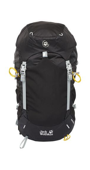 Jack Wolfskin Alpine Trail 40 rugzak zwart